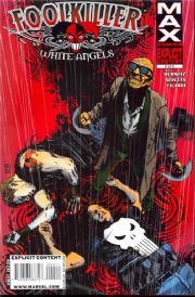 Foolkiller White Angels #4 (2008) Marvel comic book